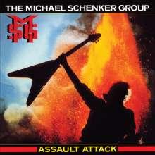 Michael Schenker: Assault Attack (Picture Disc), LP
