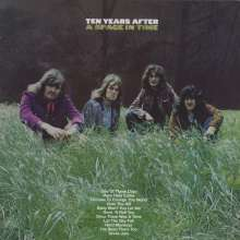 Ten Years After: A Space In Time, CD