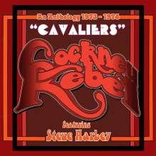 Steve Harley & Cockney Rebel: Cavaliers (An Anthology 1973-1974), 4 CDs