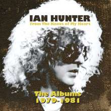 Ian Hunter: From The Knees Of My Heart: The Albums 1979 - 1981, 4 CDs