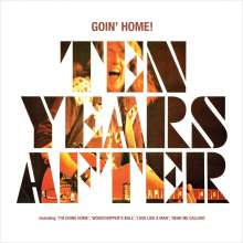 Ten Years After: Goin' Home!, CD