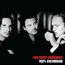 Fun Lovin' Criminals: 100% Columbian (Limited-Edition) (White Vinyl), LP