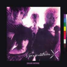 Generation X: Generation X (Deluxe-Edition) (Box-Set), 3 LPs