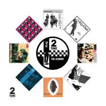 Two Tone: The Albums, 8 CDs