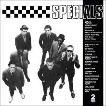 The Coventry Automatics Aka The Specials: Specials (40th Anniversary) (180g) (Half-Speed Master Edition) (45 RPM), 2 LPs