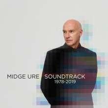 Midge Ure: Soundtrack: 1978 - 2019, 2 CDs und 1 DVD