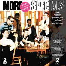"""The Coventry Automatics Aka The Specials: More Specials (40th Anniversary Edition) (180g) (HalfSpeed Master) (45 RPM), 2 LPs und 1 Single 7"""""""