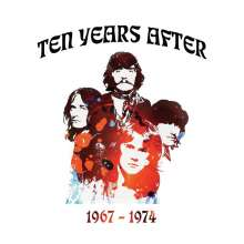 Ten Years After: 1967-1974, 10 CDs