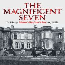 The Waterboys: THE MAGNIFICENT SEVEN: Fisherman's Blues / Room To Roam, 5 CDs und 1 DVD