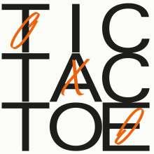 "Django Django: Tic Tac Toe, Single 7"""