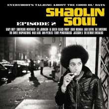 Shaolin Soul Episode 2 (Reissue), 2 LPs