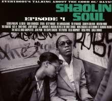 Shaolin Soul Episode 4, CD