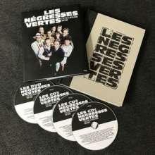 Les Négresses Vertes: C'Est Pas La Mer À Boire 1987 - 1993 (Limited-Edition), 3 CDs