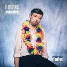 H-Burns: Midlife, 1 LP und 1 CD