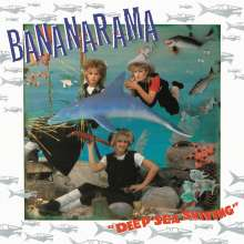 Bananarama: Deep Sea Skiving (Limited-Edition) (Blue Vinyl), LP