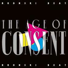Bronski Beat: The Age Of Consent (Remastered & Expanded) (Limited-Edition) (Pink Vinyl), 3 LPs