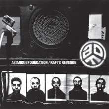 Asian Dub Foundation: Rafi's Revenge (Limited 21st Anniversary Edition) (White Vinyl), 2 LPs