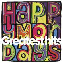 Happy Mondays: Greatest Hits, CD