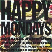 Happy Mondays: Squirrel And G-Man Twenty Four Hour Party People Plastic Face Carnt Smile (180g), LP