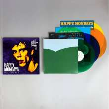 Happy Mondays: The Early EPs (remastered) (Box Set) (Colored Vinyl), 4 LPs