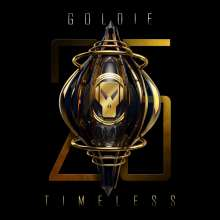 Goldie: Timeless (25 Year Anniversary Edition) (Coloured Vinyl), 3 LPs