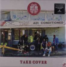 """The Hot 8 Brass Band: Take Cover, Single 12"""""""
