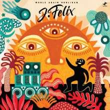 J-Felix: Whole Again Hooligan, 2 LPs
