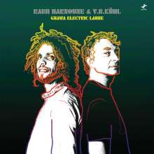 Rabii Harnoune & V.B.Kühl: Gnawa Electric Laune (Limited Handnumbered Edition), 2 LPs