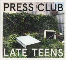 Press Club: Late Teens, CD