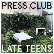 Press Club: Late Teens (Limited-Edition) (White Vinyl), LP