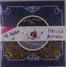 Lonely The Brave: The Day's War (Limited Handnumbered Edition) (Half Crystal Clear/Half Colored Vinyl), 2 LPs