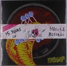 Turbowolf: Turbowolf (Limited Handnumbered Edition) (Half Crystal Clear/Half Colored Vinyl), LP