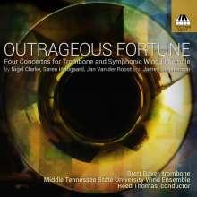 Konzert für Posaune & Symphonisches Bläserensemble, CD