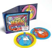 70's Rock Down, 3 CDs