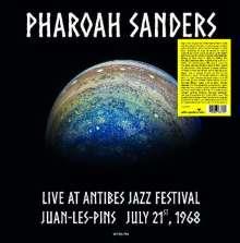 Pharoah Sanders (geb. 1940): Live At Antibes Jazz Festival In Juan-Les-Pins July 21, 1968, LP
