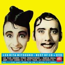 Les Rita Mitsouko: Best Of, 1 CD und 1 DVD