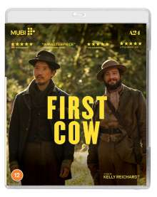 First Cow (2019) (Blu-ray) (UK Import), Blu-ray Disc