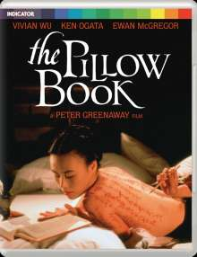 The Pillow Book (1995) (Blu-ray) (UK Import), Blu-ray Disc