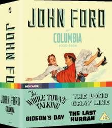 John Ford At Columbia 1935-1958 (Blu-ray) (UK Import), Blu-ray Disc