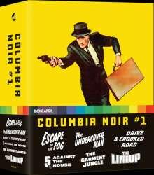 Columbia Noir Vol. 1 (Blu-ray) (UK Import), 6 Blu-ray Discs