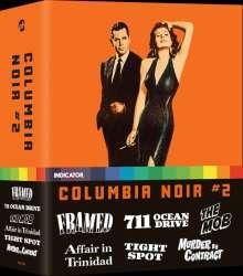 Columbia Noir Vol. 2 (Blu-ray) (UK Import), 6 Blu-ray Discs