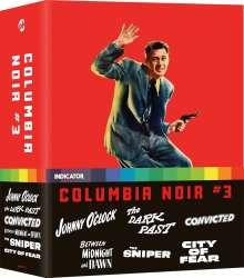 Columbia Noir Vol. 3 (Blu-ray) (UK Import), 6 Blu-ray Discs