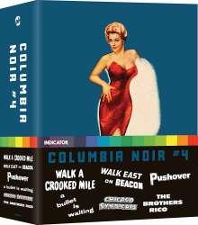 Columbia Noir Vol. 4 (Blu-ray) (UK Import), 6 Blu-ray Discs