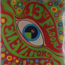 The 13th Floor Elevators: Psychedelic Sounds Of The 13th Floor Elevators, 2 LPs