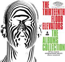 The 13th Floor Elevators: Albums Collection, 4 CDs