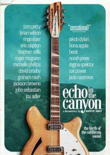 Echo In The Canyon (2018) (UK Import), DVD