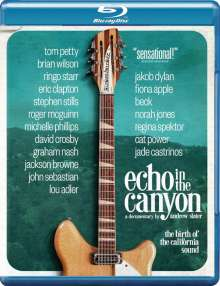 Echo In The Canyon (2018) (Blu-ray) (UK Import), Blu-ray Disc