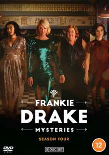Frankie Drake Mysteries Season 4 (UK Import), 3 DVDs