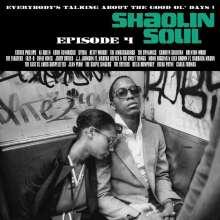 Shaolin Soul Episode 4 (Standard Edition), 2 LPs und 1 CD