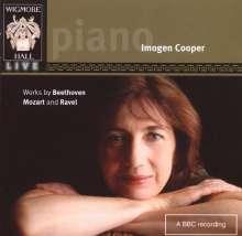 Imogen Cooper, Klavier, CD